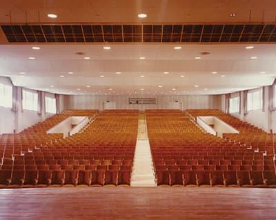 60周年記念講堂写真