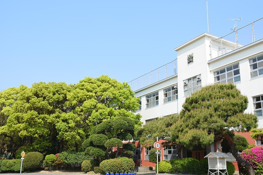 明治学園小学校の写真