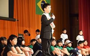 学習発表会 英語劇01