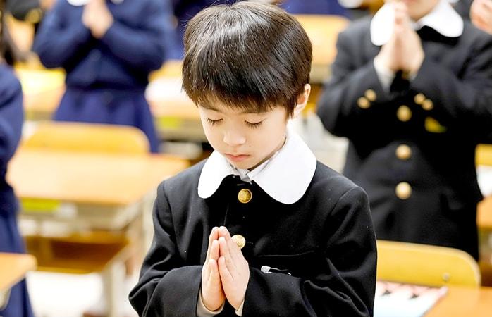 明治小学校の宗教教育
