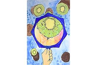 第78回全国教育美術展 全国特選作品(5年生)