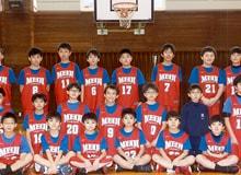 ミニバスケットボール部(男・女)