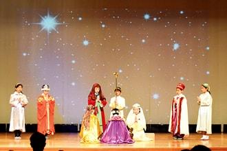 聖劇(クリスマスの集い)
