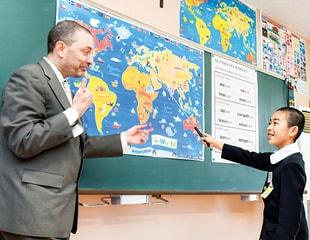 明小の国際教育