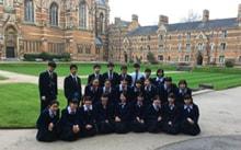 高校1年生 イギリス研修(2017年度)8