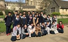 高校1年生 イギリス研修(2016年度)3