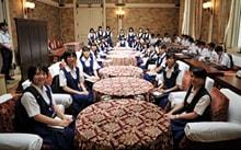 中学2年生 東京研修(2016年度)1