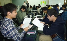 中学3年生 アメリカ研修(2014年度)6