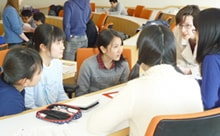 中学3年生 アメリカ研修(2014年度)8