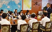 中学2年生 東京研修(2014年度)1