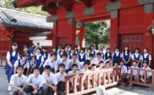 中学2年生 東京研修(2014年度)5