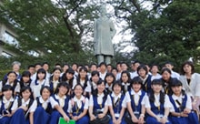 中学2年生 東京研修(2014年度)6