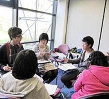 高校1年生 イギリス研修(2013年度)2