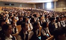中学3年生 アメリカ研修(2013年度)4