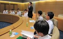 中学2年生 東京研修(2013年度)1