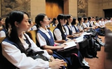 中学2年生 東京研修(2013年度)2