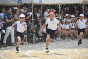 小学校運動会02